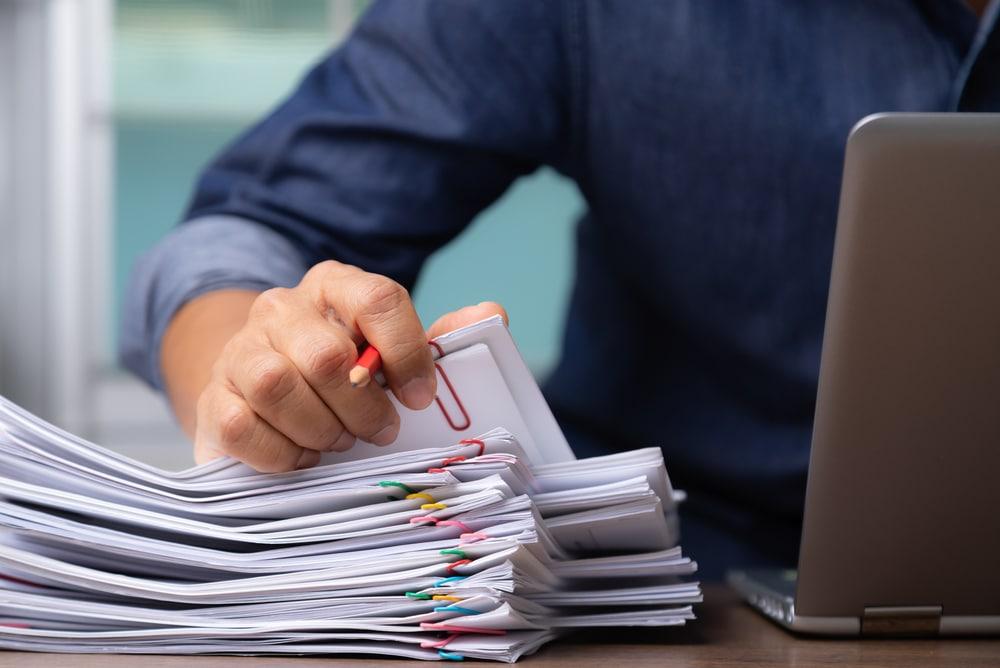 營業登記申請文件